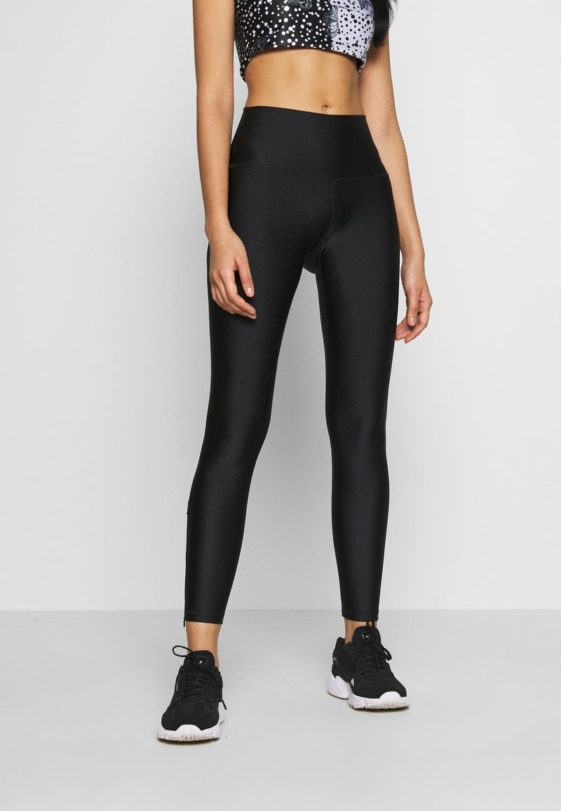 H2O Fagerholt - LONG TIGHT TIGHTS - Leggings - Trousers - black