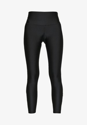 LONG TIGHT TIGHTS - Leggings - Trousers - black