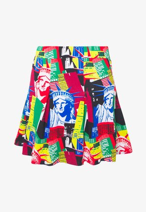 TENNIS SKIRT - A-lijn rok - blue multi