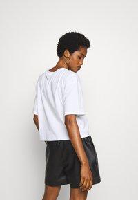 H2O Fagerholt - SECRET LOVE TEE - Print T-shirt - white - 2