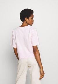 H2O Fagerholt - SECRET LOVE TEE - Print T-shirt - dusty pink - 2