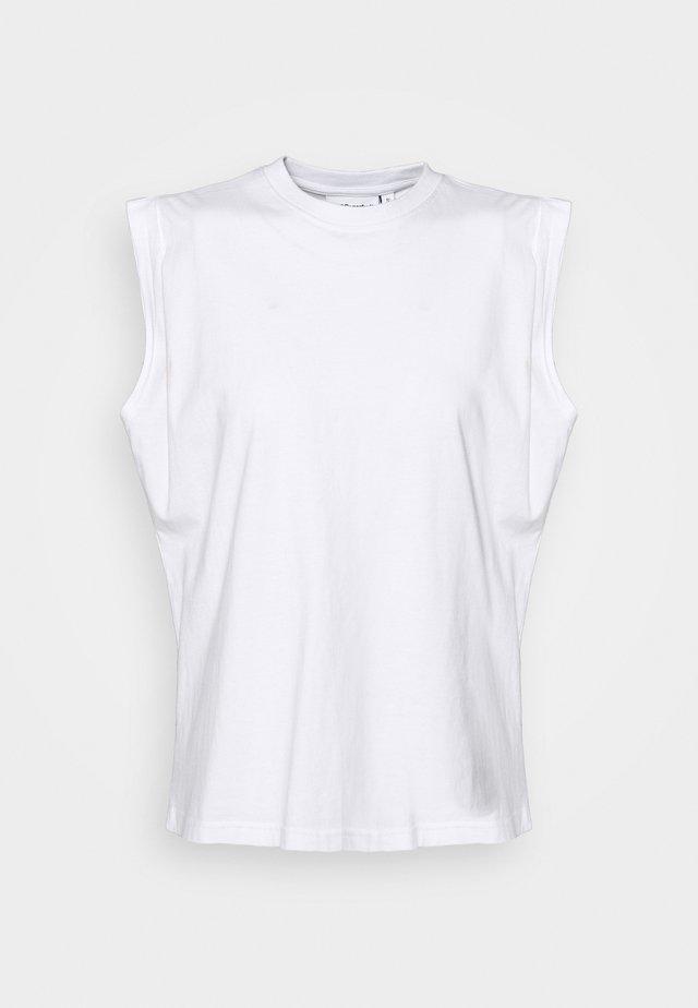 PART ONE TEE - Basic T-shirt - white