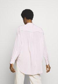 H2O Fagerholt - SHOOTER - Button-down blouse - light pink - 2