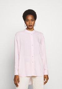 H2O Fagerholt - SHOOTER - Button-down blouse - light pink - 0