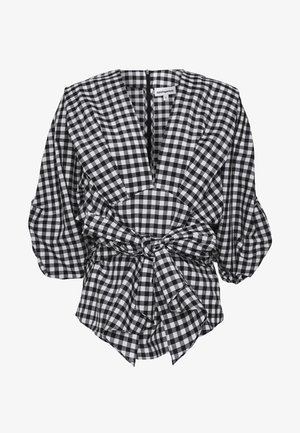HATE THAT I LOVE YOU - Blouse - black/white