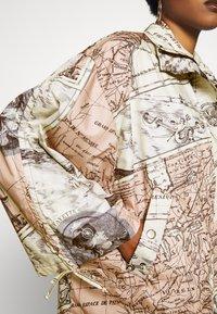 H2O Fagerholt - ANGLE JACKET - Summer jacket - safari beige - 3