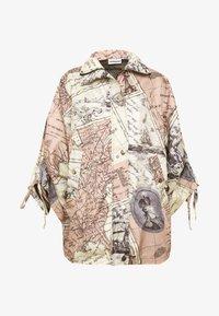 H2O Fagerholt - ANGLE JACKET - Summer jacket - safari beige - 4
