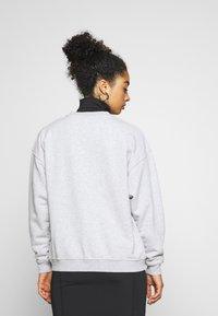 H2O Fagerholt - DOCTOR  O NECK - Sweatshirt - light grey melange - 2
