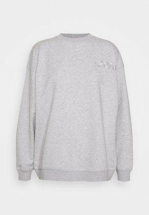 DOCTOR  O'NECK - Sweatshirt - light grey melange