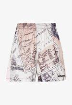 DIRECTION TRACK - Shorts - safari beige