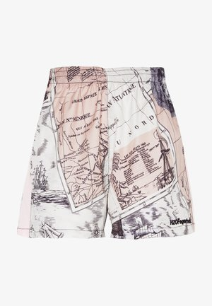 DIRECTION TRACK - Shorts - safari beige