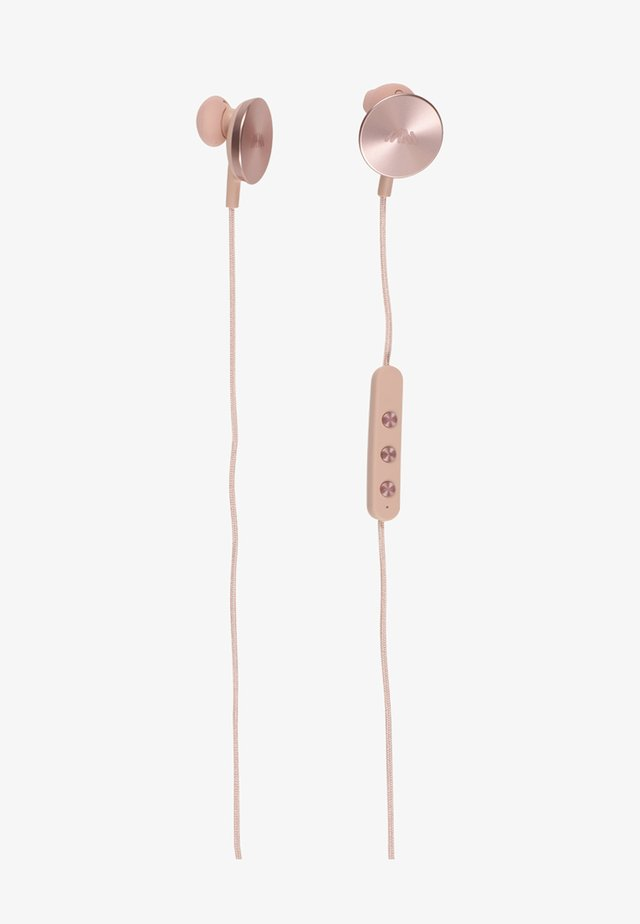 BUTTONS  - Headphones - rose