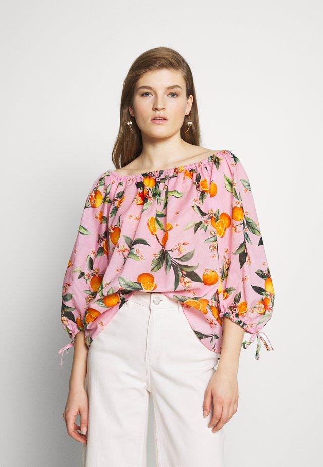 ALISSO - Bluse - pastel rose
