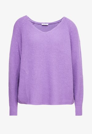 EUNICE - Pullover - lilac