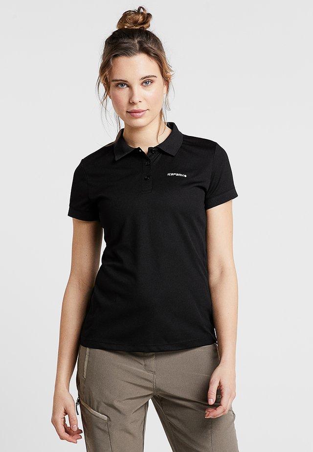 KASSIDY - Poloshirt - schwarz