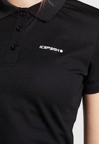 Icepeak - KASSIDY - Poloskjorter - schwarz - 5