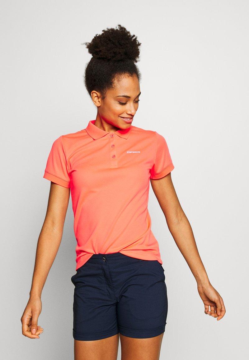 Icepeak - KASSIDY - Polo shirt - hot pink