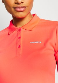 Icepeak - KASSIDY - Polo shirt - hot pink - 5