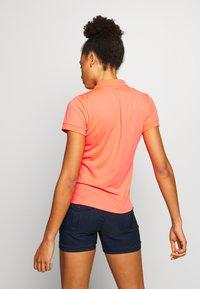 Icepeak - KASSIDY - Polo shirt - hot pink - 2