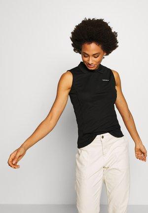 KACELIA - Polo shirt - black