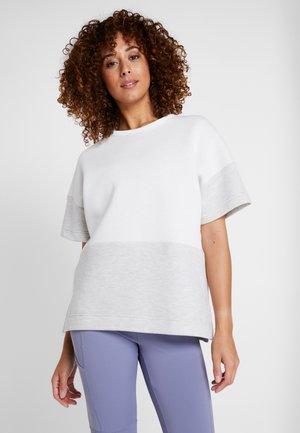ALZENAU - T-shirt z nadrukiem - natural white