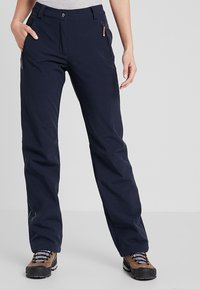 Icepeak - SAVITA - Outdoor trousers - dark blue - 0