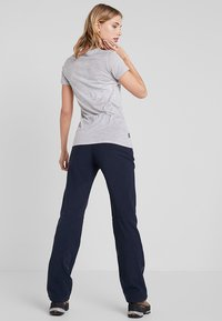 Icepeak - SAVITA - Outdoor trousers - dark blue - 2