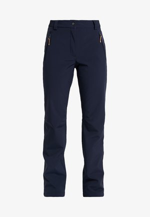 SAVITA - Pantalons outdoor - dark blue