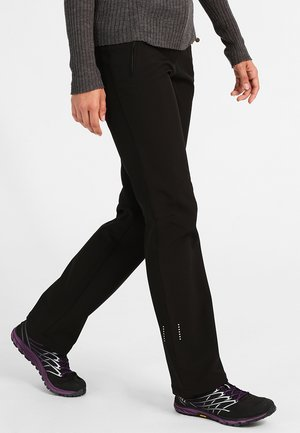 SAVITA - Pantaloni outdoor - black