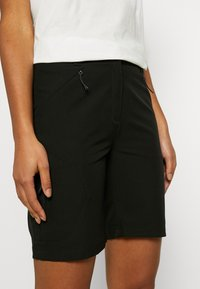 Icepeak - BEAUFORT - Outdoor shorts - black - 4
