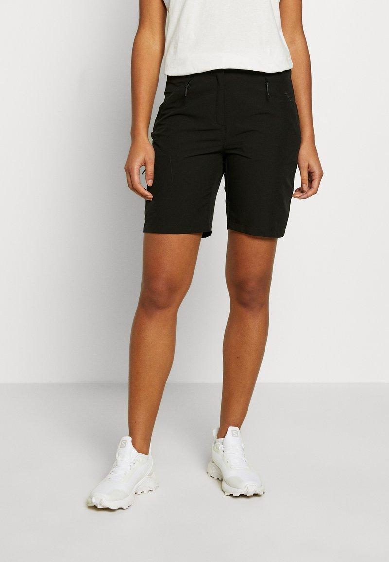 Icepeak - BEAUFORT - Outdoor shorts - black