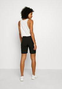Icepeak - BEAUFORT - Outdoor shorts - black - 2