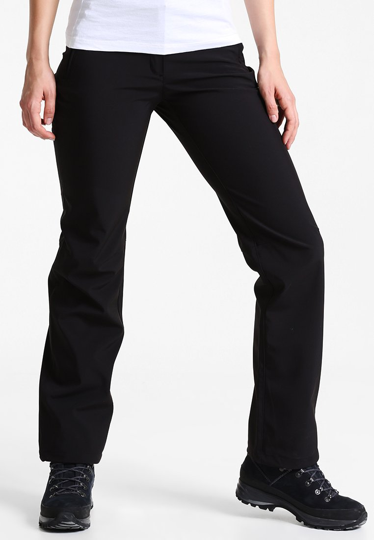 Icepeak - TAVITA  - Trousers - schwarz