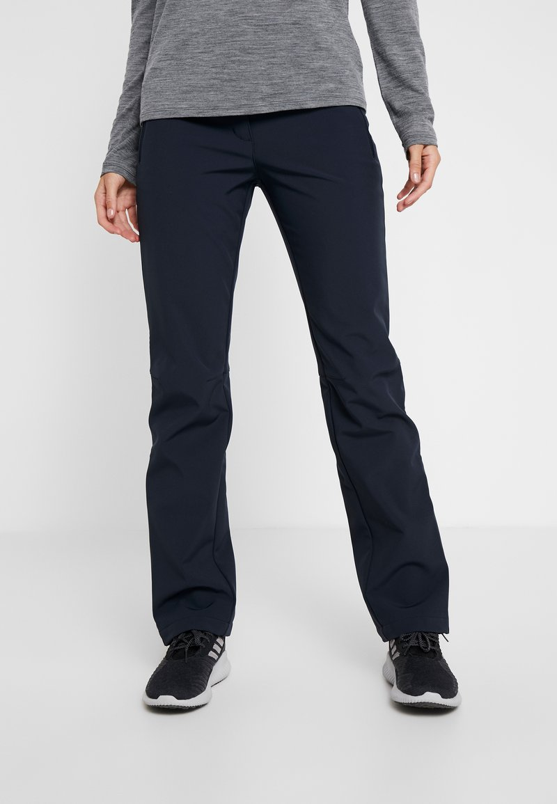 Icepeak - SALME - Pantalon classique - dark blue
