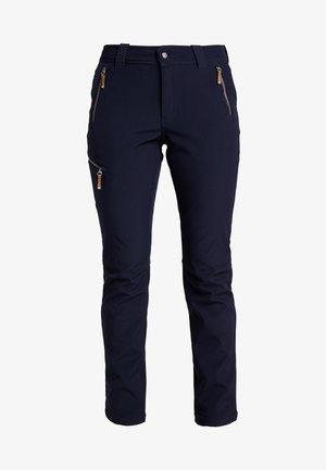 TEIJA - Kalhoty - dark blue