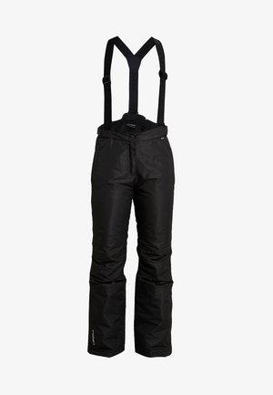 TRUDY - Pantalon de ski - black