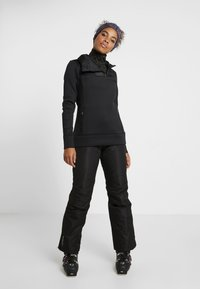 Icepeak - TRUDY - Snow pants - black - 1