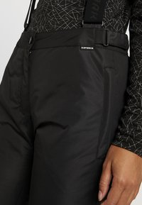 Icepeak - TRUDY - Snow pants - black - 6