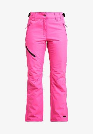 JOSIE - Spodnie narciarskie - hot pink