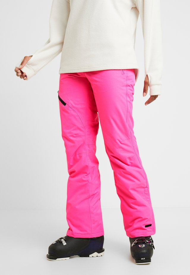 JOSIE - Skibroek - hot pink