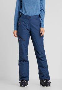 Icepeak - JOSIE - Ski- & snowboardbukser - navy blue - 0