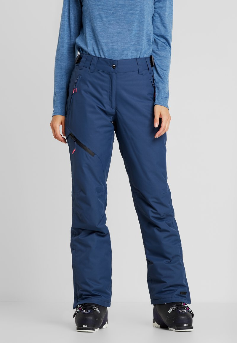 Icepeak - JOSIE - Ski- & snowboardbukser - navy blue