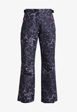 JOSIE - Pantaloni da neve - anthrazit/pink