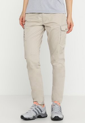 LILA - Trousers - kitt
