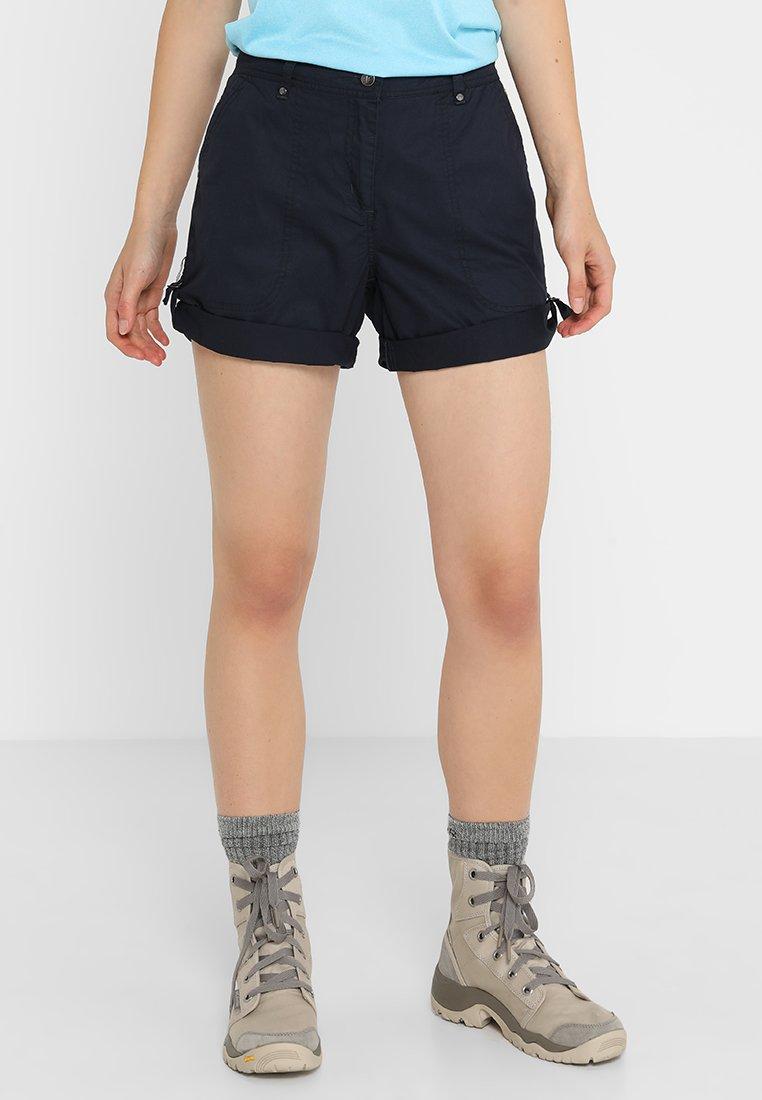 Icepeak - LILJA - Shorts - dunkelblau