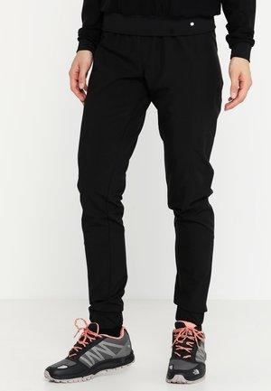 ELLE - Trousers - schwarz