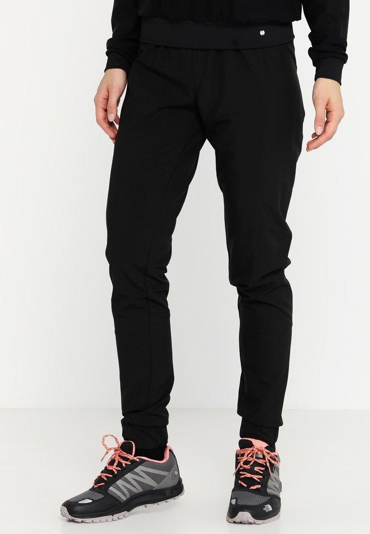 Icepeak - ELLE - Pantaloni - schwarz