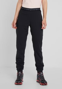 Icepeak - BRYAN - Tracksuit bottoms - black - 0