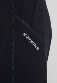 Icepeak - BRYAN - Tracksuit bottoms - black - 3