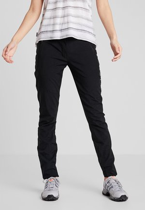 SUNA - Outdoor trousers - black